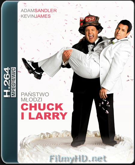 Pa�stwo m�odzi: Chuck i Larry / I Now Pronounce You Chuck and Larry (2007) [Lektor PL/EN] 720p.HDDVD.x264