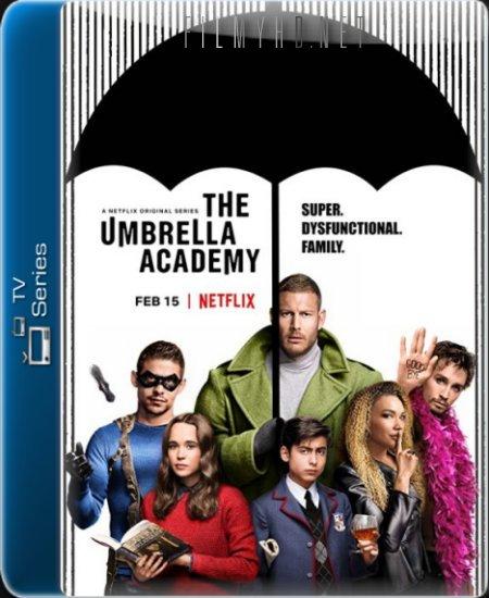 The Umbrella Academy (2019) 720p/1080p/1080p HDR [Lektor PL