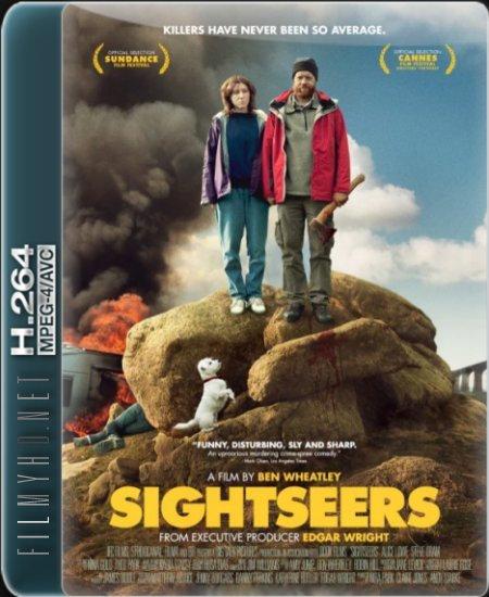 Turyści / Sightseers (2012) MULTi.720p.BluRay.x264.DTS.AC3-CiNEMAET / Lektor PL